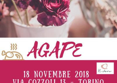 AGAPE 2018