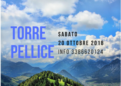 Torre Pellice 20 Ottobre 2018