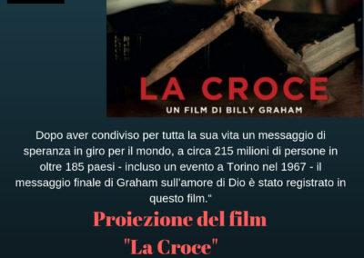 """visione film """"La Croce"""""""