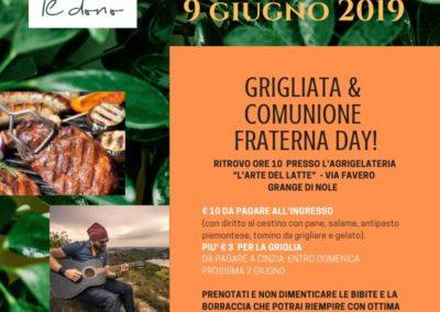 GRIGLIATA & COMUNIONE FRATERNA DAY!-10