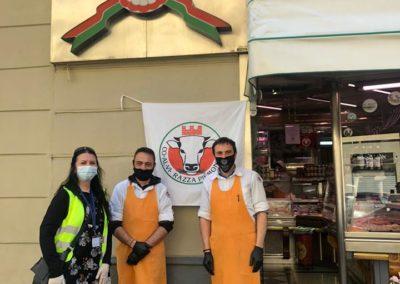 Collaborazione con Banco Alimentare del Piemonte e Coalvi