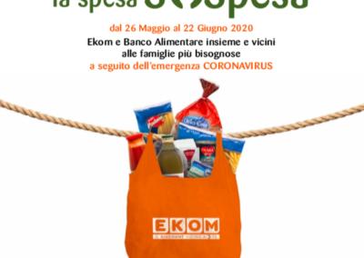 Spesa sospesa Ekom