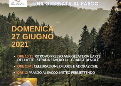 DOMENICA 27 GIUGNO 2021