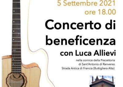 concerto 5 Settembre 2021
